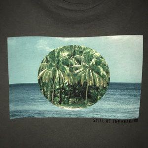 REEF life's short go surfing shirt xxl